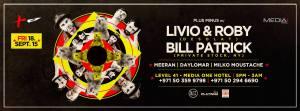 Livio & Roby and Bill Patrick