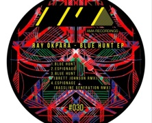 Record Of The Day…Ray Okpara 'Blue Hunt EP'