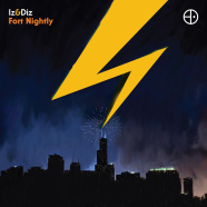 Debut LP 'Fort Nightly' from Chicago dance duo Iz & Diz on Visual Records