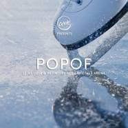 POPOF to perform live stream from an Ice Rink in Paris!
