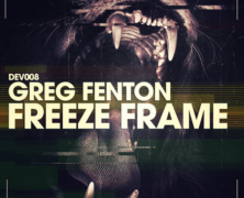 Digital Devil Recordings announce new EP from Greg Fenton: Freeze Frame!