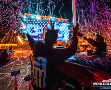 BigCityBeats WORLD CLUB DOME celebrated Germany's largest car festival club event in Mannheim