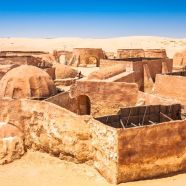 Star Wars themed Tunisian Festival, Les Dunes Electroniques, release's aftermovie featuring Apollonia, Archie Hamilton plus Audiofly