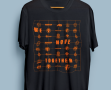 London music brand 'Free From Sleep' announce We Move Together concept raising money to help combat racism within the music industry.
